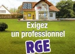 Eco-conditionnalité : 30 000 entreprises RGE d'ici fin 2014