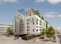 Un centre de tri postal converti en bâtiment à énergie positive