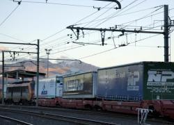 Des tunnels à raboter sur la nouvelle autoroute ferroviaire