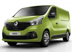 Nouveau Trafic Renault : des moteurs plus sobres