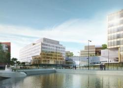 Veolia construit aussi son siège en Seine-Saint-Denis
