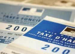 Hausse de 0,9% des bases des impôts locaux en 2015