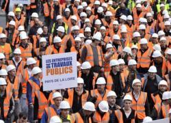 3 000 personnes manifestent à Nantes pour l'aéroport et l'emploi
