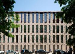 L'Equerre d'argent 2014 à la Cité des métiers Hermès à Pantin
