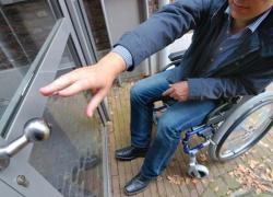 Les normes d'accessibilité aux handicapés allégées