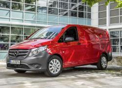 Nouveau Mercedes Vito : la marque propose la traction avant…