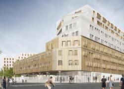 1800 logements pour la cité U internationale de Paris