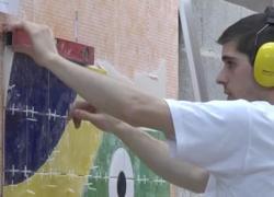 Olympiades carrelage : la Lorraine adopte la cigogne
