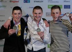 WorldSkills : 45 médaillés en finale dans le pôle Bâtiment