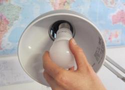 Mercure: aucun danger pour les utilisateurs de lampes fluocompactes