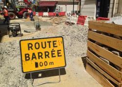 La baisse des travaux routiers pénalise Eiffage