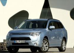 Mitsubishi Outlander : PHEV hybride rechargeable