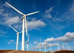 Eolien et solaire couvrent 5% de la consommation électrique
