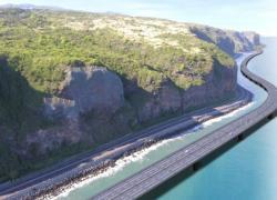 La Réunion: la nouvelle route du littoral ne fait pas l'unanimité