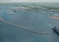 Feu vert au projet du Port de Calais 2015