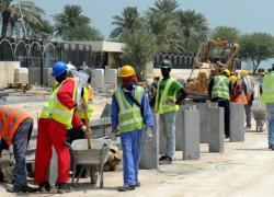 Travail forcé au Qatar: Vinci contre-attaque