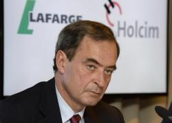 Le pdg de Lafarge empoche une prime de 2,5 millions d'euros