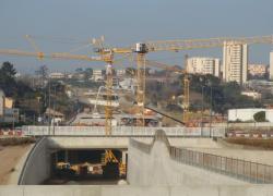 Marseille: la police met fin au racket d'un grand chantier