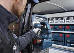 100 nouveautés en 2015 chez Bosch Outillage