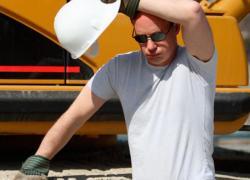Canicule : un droit de retrait au travail dès 35°C