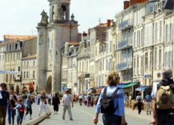 Les véhicules désormais interdits sur le vieux port de la Rochelle