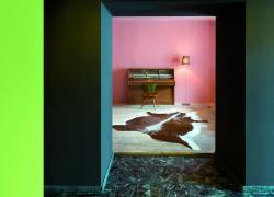 Des intérieurs aux couleurs de le Corbusier