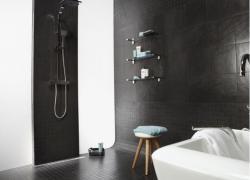 Douches à l'italienne : 3 solutions pour une douche de plain-pied