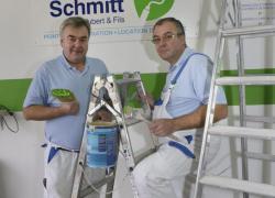 Une TPE alsacienne de peinture exemplaire en matière de RSE