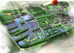 L'ambitieux projet éco-touristique Villages Nature ouvrira fin 2016