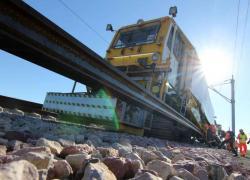 La nouvelle ligne TGV aux portes de Rennes