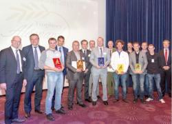 Trophées Aléonard: 5 entreprises de couverture sur le podium