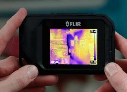 Mondial du Batiment 2015 : l'imagerie thermique innove encore