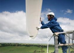 EDF met le turbo dans l'éolien
