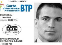 Carte d'identification du BTP : le décret est publié