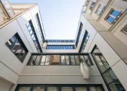 Rue St Sabin (1) : Une réhabilitation énergétique exemplaire