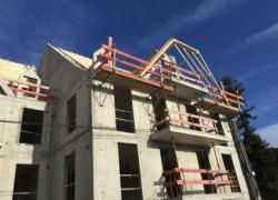 Poursuite de la reprise des mises en chantier de logements neufs