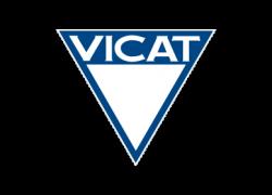 Progression des ventes chez Vicat