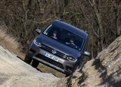 Volkswagen Caddy Alltrack : comme un parfum d'aventure