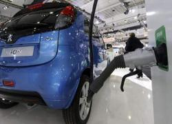 Effia va déployer 250 bornes de recharge dans ses parkings