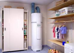Le chauffe-eau thermodynamique stimulé par la réglementation