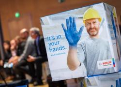 Bosch Outillage cible l'artisan connecté