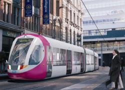 Colas participera à l'extension du tramway de Birmingham