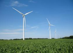 L'essor de l'éolien se poursuit cette année, le solaire cale