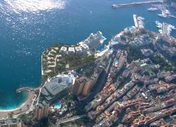 Bouygues débute les travaux d'extension urbaine en mer à Monaco