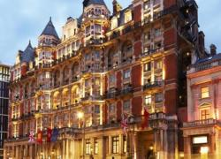 Vinci va rénover les 12 000 m2 du Mandarin Oriental de Londres