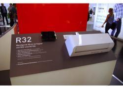 Chillventa 2016 (05) : les fabricants imposent le R32 en clim domestique