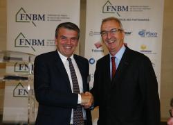 Franck Bernigaud, élu président de la FNBM