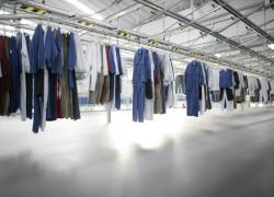 Mewa entretient les vêtements de travail au Top !
