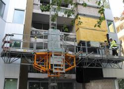 Des solutions d'accès innovantes pour rénover 464 logements parisiens
