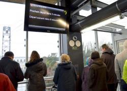 Le téléphérique de Brest victime d'une série de petits défauts techniques